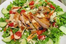 Sumptuous Salads!