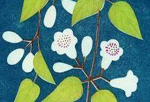 flowers in art & design / flowers & plants