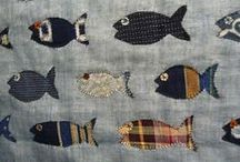 fish in art & design / all sorts of depictions of fish
