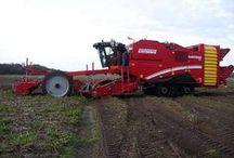 Grimme / Grimme landbouwmachines