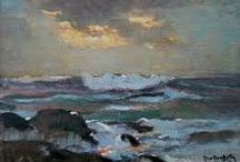 art - seascape