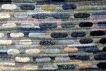 quilt art / Mostly modern quilts