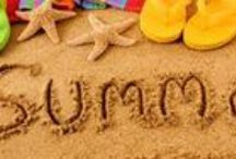 Summer / Hot weather, summertime, fun in the sun