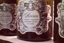 #RococoSparkling / Rococo combines the French word rocaille (shell) with the Italian barocco (Baroque) and is the name given to the highly decorative art and design of 18th Century Europe which incorporated shell motifs. Rococo sparkling wines are generous European style sparkling wine with similar curves and detail.