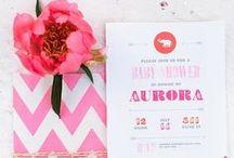 BABY SHOWER PANA / Ideas para comida, invitaciones, adornos, decoración, lista de música, étc.