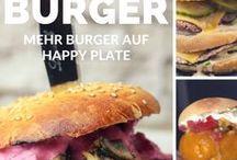 Abgefahrene Burger / Spannende und ausgefallene Rezepte rund um leckere Burger zum selber machen. Tolle Kombinationen von leckeren Saucen und ausgefallenen Dips. Nicht nur mit Beefpattys...