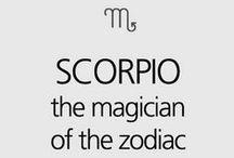 SCORPIO / The Phoenix, Serpent, Wolf, Eagle, Spider, Lizard, Scorpion, the 7 symbol which represent a scorpio. darkest zodiac sign... Peace n Power but Sting Deadly