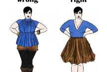 #FashionMakeupAdvice / Any sizes are wonderful. How you're beautiful is how the way you feel yourself.