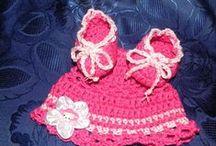 Bebuù...solo per bebè! / Creazioni per bimbetti realizzate a mano, ai ferri o ad uncinetto, Li trovate Su Bebuù!