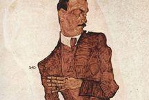 -- Egon Schiele --