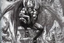 religious- art pj.2 / http://www.religious-art.org/Heaven-and-Hell.html