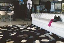 ZOOM : Les tapis / On aime avoir chaud aux pieds lorsque l'on est sur le canapé, alors on craque pour un tapis tout doux ! Découvrez un grand choix de nouveaux tapis sur clicjedecore.com