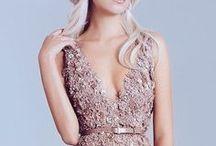 Gown beauties