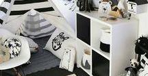 Décoration chambre enfant / Des idées déco orginal pour créer l'univers de votre enfants
