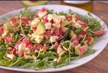 Vegetarische Rezepte / vegetarische Rezepte rund aus der Welt des Fast Foods. Hier findest du Salate, Snacks und weitere vegetarische Köstlichkeiten zum selber machen.