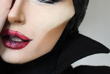 Cosplay: Caracterização / tutoriais e inspirações de maquiagens a materiais