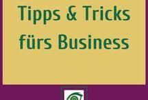 Tipps & Tricks fürs Business | Sichtbarkeitshelfer