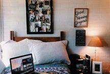 #DormSweetDorm / Ideas to make ur dorm as cozy as you want