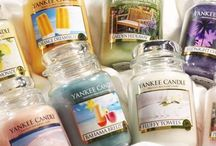 #candles / The smells, the shape of it that will raise your mood