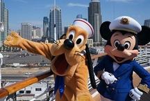 Disney Cruise Line / by Popular Cruising