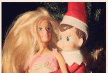 Kleo the Naughty Elf on the Shelf