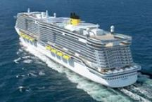 Costa Cruises / by Popular Cruising