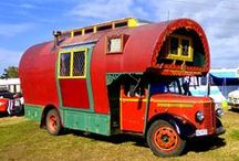 Land Yachts / RV Trailers, Land Yachts that are hand made.