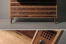 muebles / by Cecilia Olmos