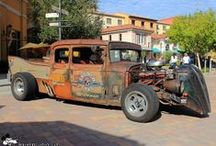 From Rust to Rat Rod / Petina with Power Re- born to be a  Personal Pleasure