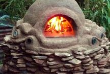 Backyard Earthen Oven collection / by G & R Enterprises
