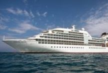 Seabourn Cruise Line / by Popular Cruising