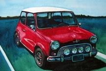 Diane Julia Paintings