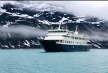 Alaska – Un-Cruise Safari Endeavor – Live Cruise Review 2013 / by Popular Cruising