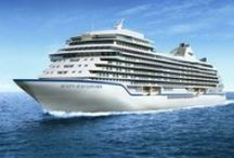 Regent Seven Seas Cruises / by Popular Cruising