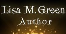 My Books / Fantasy and specualtive fiction books by Lisa M. Green, featuring elements of mythology, fairy tales, and dystopian literature.