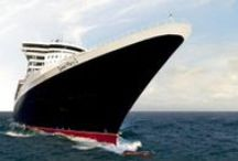 Cunard Cruise Line / by Popular Cruising