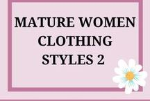 Mature Woman 2 / More inspiring clothing ideas for the older woman