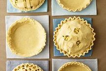 Pastry and Pie, Oh my! / Jules shares some of her favorite recipes and tips.