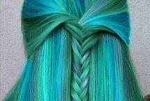 Fantasy Hair Inspiration