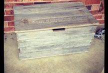 Fence palings/pallets