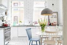 Dream Kitchen / COZINHAS DE SONHO, para o pequeno almoço ideal pela manhã...inspirador!