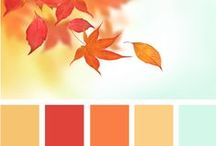 Color Ideas / Great inspiration for quilt colors!
