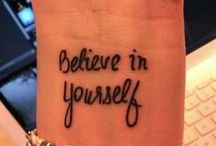 Inspirational Bible Verse Tattoos