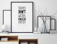 POSTERS / Plakaty dekoracyjne, plakaty motywacyjne i wiele innych, graficznych inspiracji do Twojego wnętrza!