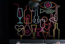 Inspirational Kitchen / Wystrój wnętrza: aranżacja kuchni, pomysły na dekorację kuchni i jadalni.