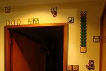Mario beads wall project