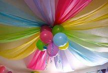 Party Ideas & Balloon Decor