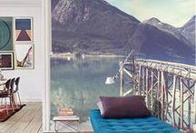 małe mieszkania / Dekoracje i aranżacje małych mieszkań - inspiracje dla posiadaczy kawalerek i niewielkich przestrzeni.