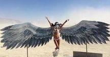 Burning Man - Human animals - burnigman