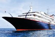 Silversea Expeditions / by Popular Cruising